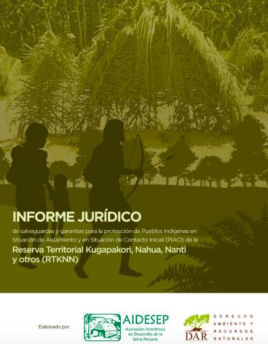 Informe Jurídico RTKNN