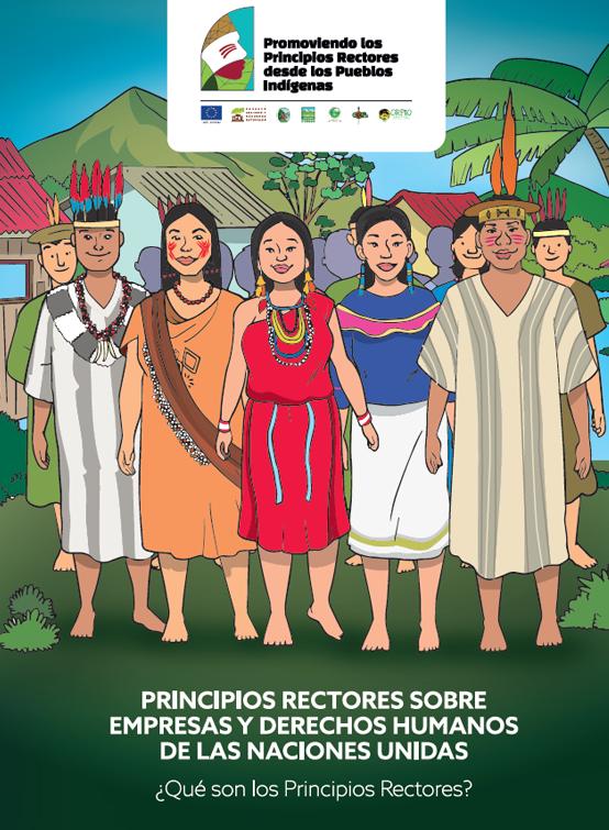 Cartilla Principios Rectores sobre Empresas y Derechos Humanos