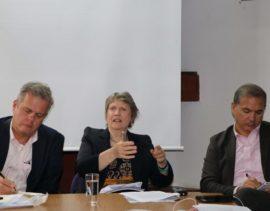 Helen Clark: Los países están frente al reto de transparentar la información y pagos ambientales